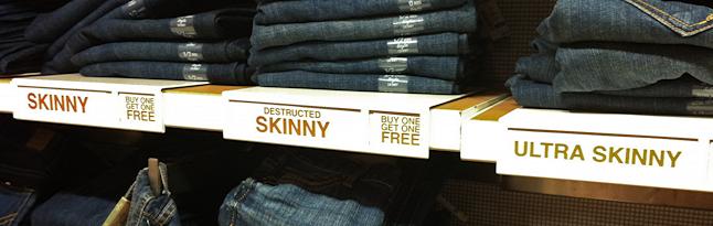 aeropostal skinny jeans