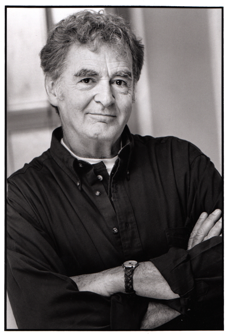 AMC host and actor Bob Dorian, older