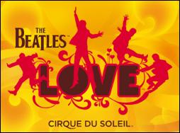 Cirque du Soleil Beatles LOVE: logo