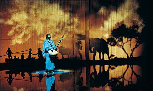 cirque o africa (cirque du soleil)