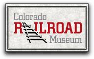 colorado railroad museum logo