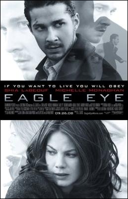 Eagle Eye: One Sheet