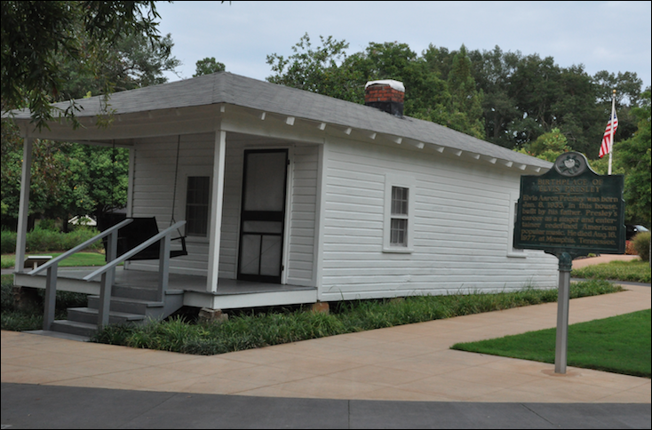 elvis birthplace tupolo