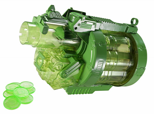 green lantern collosal cannon