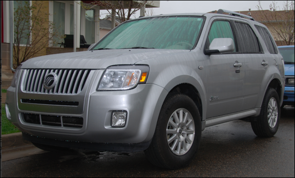mercury mariner hybrid front view
