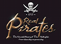 real pirates exhibit logo