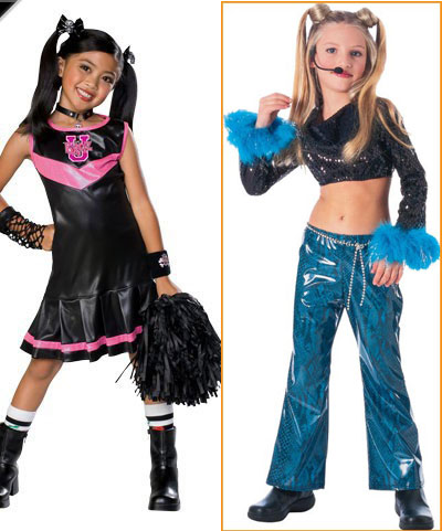 sexy girls halloween costumes