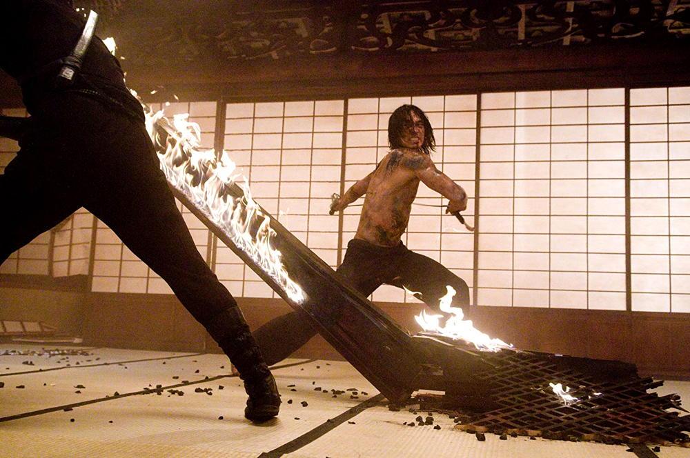 Ninja Assassin movie publicity still photo