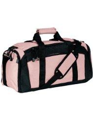 pink gym bag
