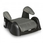 grey booster seat