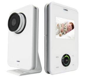 Live View Video Baby Monitor