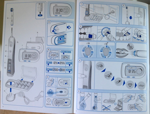 Handy SmartSeries 5000 instructions