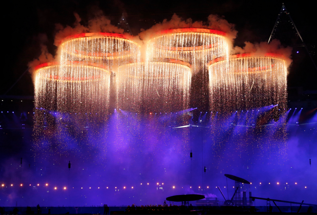 NBC London 2012 Olympics - Opening Ceremony
