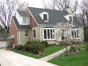 Generic Suburban US Home