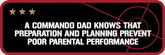 Preparation and Planning for Parental Performance