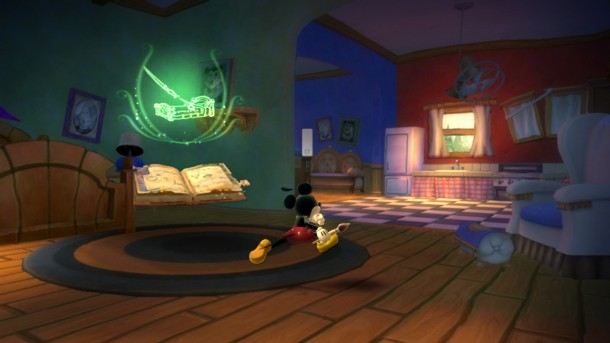 Epic Mickey 2 - screen shot #1