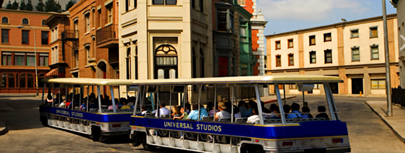 Universal Studios Hollywood: Studio Tour