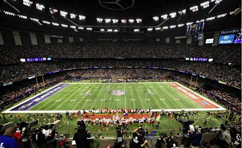 superbowl stadium