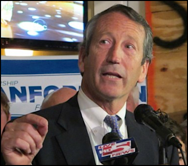 Mark Sanford interview photo