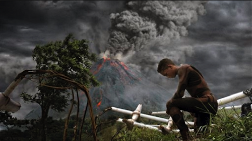After Earth Publicity Still