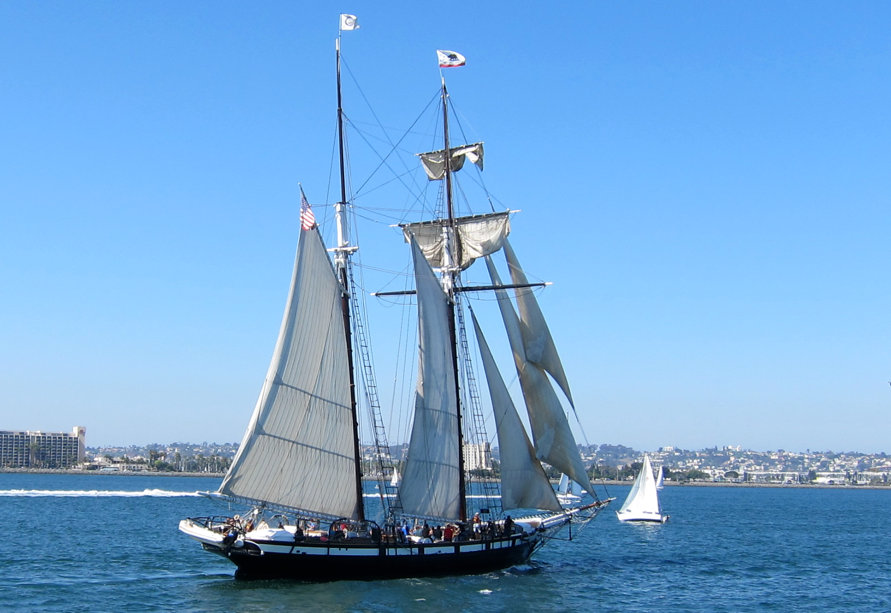 restored-sailing-ship