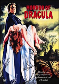 Horror of Dracula one sheet poster