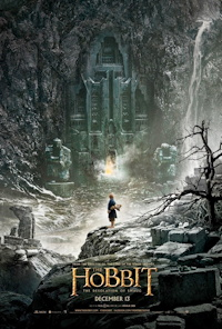 The Hobbit: The Desolation of Smaug one sheet poster