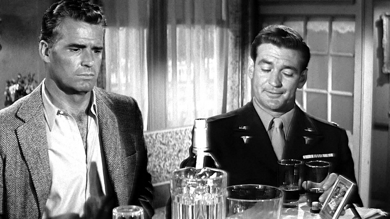 james garner and rod taylor, 36 hours, wwii spy thriller
