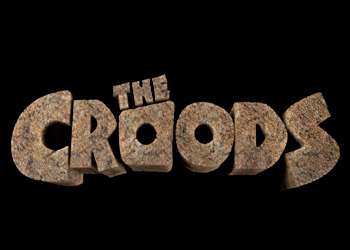 The Croods - marketing logo