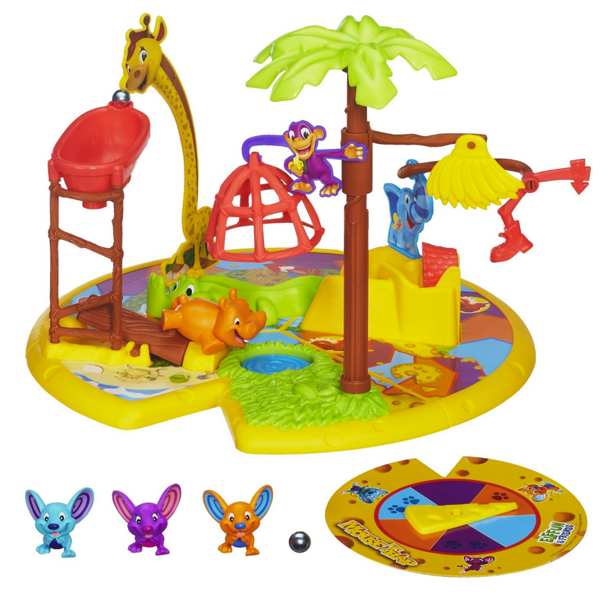 elefun and friends mousetrap hasbro