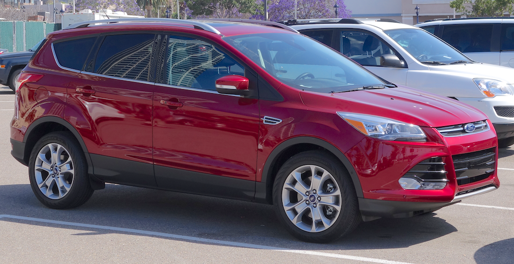 review ten days with the 2014 ford escape from gofatherhood. Cars Review. Best American Auto & Cars Review