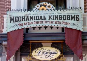 Disneyana Gallery goes Steampunk: Disneyland CA