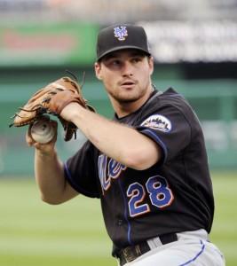Daniel Murphy, NY Mets