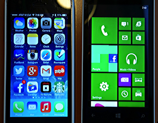 nokia lumia 521 vs apple iphone 5