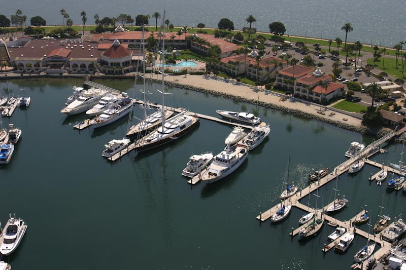 Kona Kai Resort & Marina, Shelter Island, San Diego