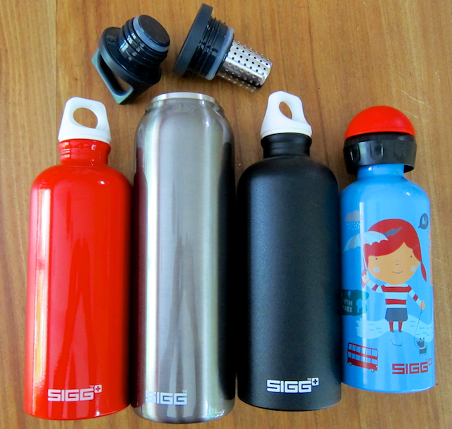 sigg thermos lineup