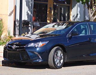 2015 camry yaris sienna test drive