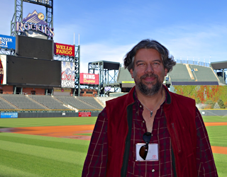 my tour of coors field, denver co rockies baseball