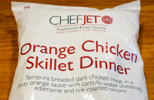 orange chicken skillet dinner chefjet schwans