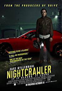 nightcrawler review one sheet poster