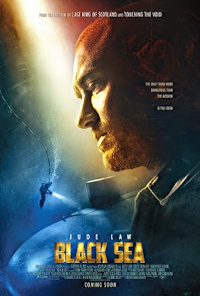 black sea jude law movie poster one sheet
