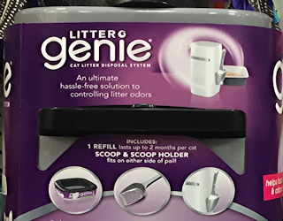 the litter genie for your cat
