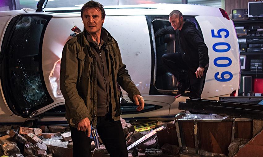 liam neeson run all night publicity still photo