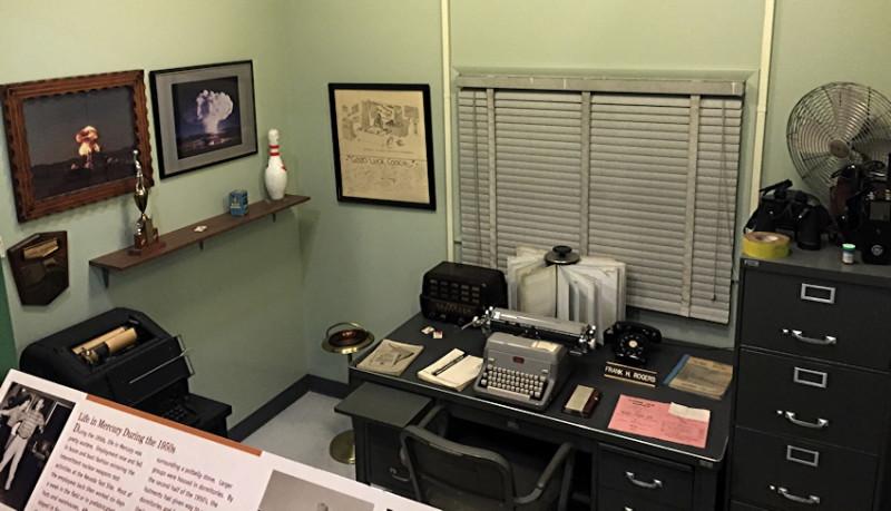 50's era office
