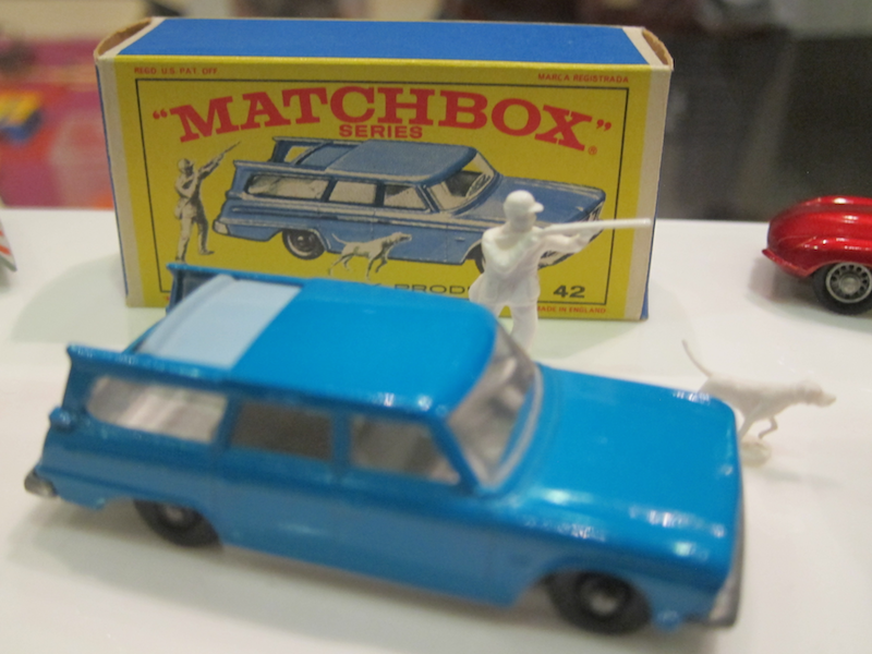 matchbox car history colorado museum toys exhibit