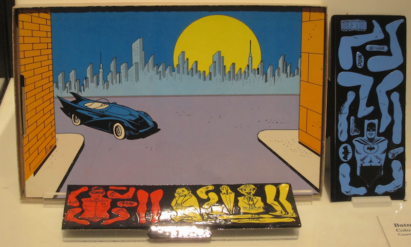 colorforms batman