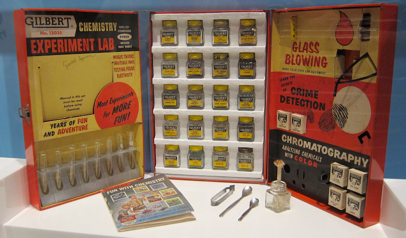 home chemistry set