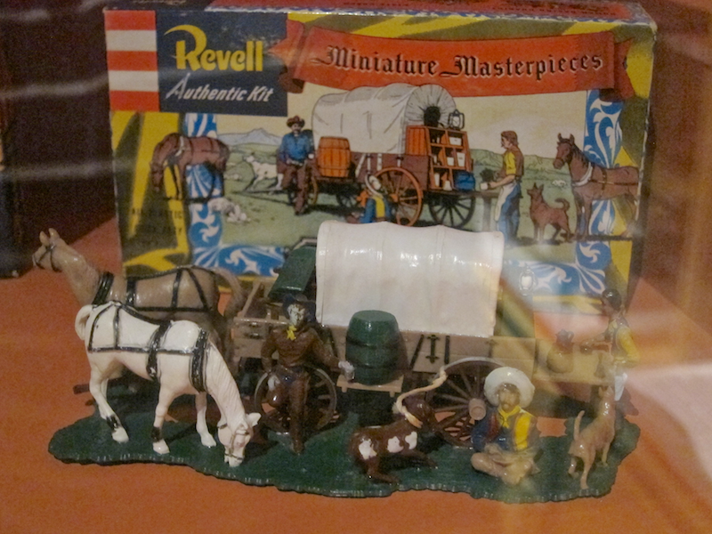 revell models history colorado museum toys exhibit