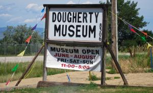 doughterty museum longmont co signage