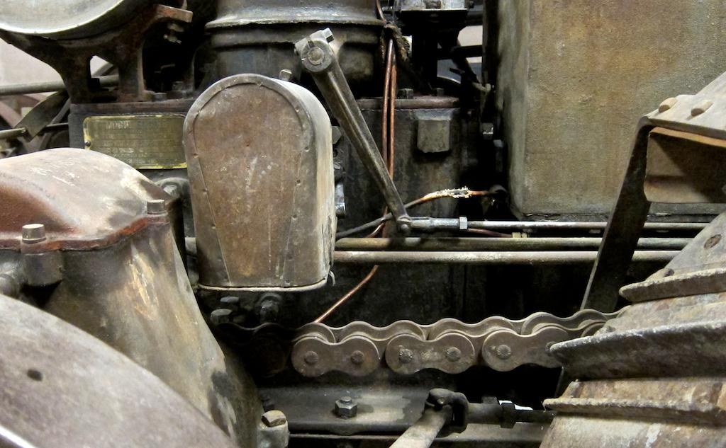 massive chain, steampunk